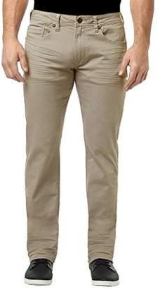 Buffalo David Bitton Men's Six Stretch Straight-Leg Jean