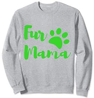 Fur Mama Animal Lovers Sweatshirt