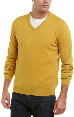 Mette Cashmere V-Neck Sweater