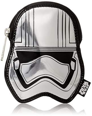 Loungefly Captain Phasma SLV Metallic Embossed Coin Purse