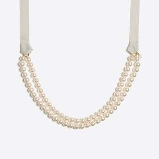 J.Crew Factory Girls' pearl necklace