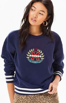 LA Hearts Standard Crew Neck Sweatshirt