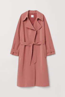 H&M Trenchcoat - Pink