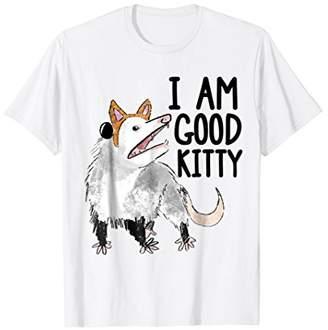 I Am Good Kitty T-shirt