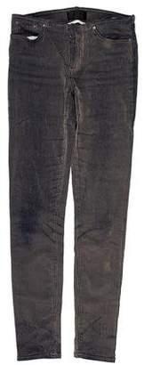 Acne Studios Low-Rise Skinny Pants