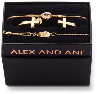 Alex and Ani Cross Cuff Bracelet Gift Set
