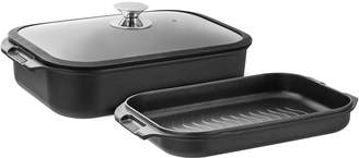 Pyrolux HA+ Induction 2-Piece Roast & Grill Set