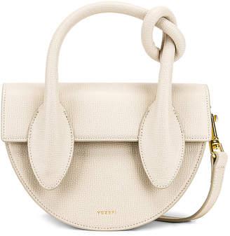 Yuzefi Dolores Bag in Cream | FWRD