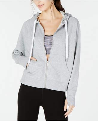 Calvin Klein Logo Zip Hoodie