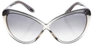 Tom Ford Madison Cat-Eye Sunglasses