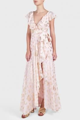 c14dd306e7e0 at BySymphony · Temperley London Riviera Ruffle Dress