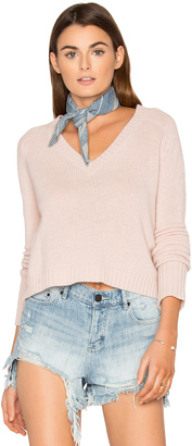 360 Sweater Manon Cashmere Sweater $265 thestylecure.com