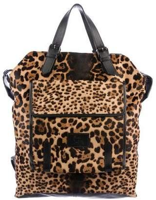 Christian Louboutin Ponyhair Backpack