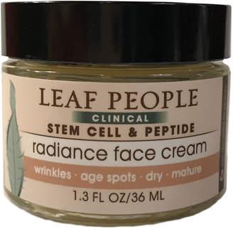 Leaf People Stem Cell & Peptide Radiance Face Cream