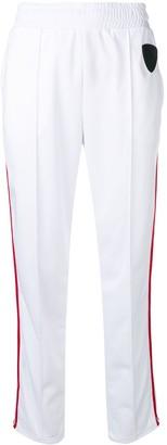 Rossignol low rise stripe track pants