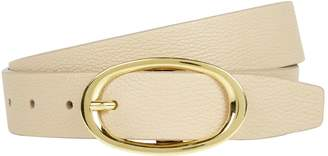 Andersons Leather Skinny Belt