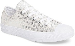 Women's Converse Chuck Taylor All Star Animal Glam Sneaker $64.95 thestylecure.com