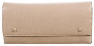 CelineCéline Large Multifunction Flap Wallet