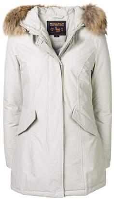 Woolrich long sleeved puffer jacket