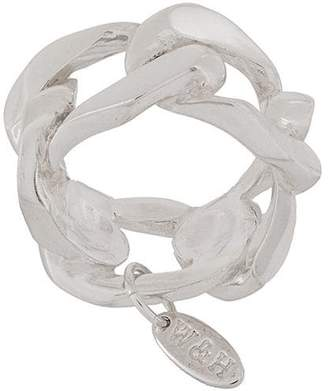 Wouters & Hendrix A Wild Original! statement chunky chain ring
