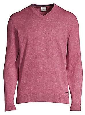 Bugatti Men's V-Neck Sweater