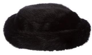Prada Mink Bucket Hat