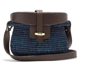 KHOKHO Jabu mini basket bag $435 thestylecure.com