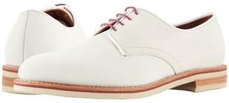 Allen Edmonds Nomad Buck Men's Lace Up Cap Toe Shoes