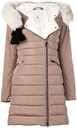 Peuterey fur collar padded coat