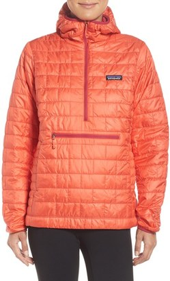 Women's Patagonia Nano Puff Bivy Water Resistant Jacket $219 thestylecure.com