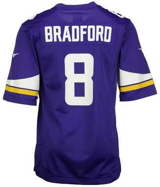 Nike Sam Bradford Minnesota Vikings Game Jersey, Big Boys (8-20)