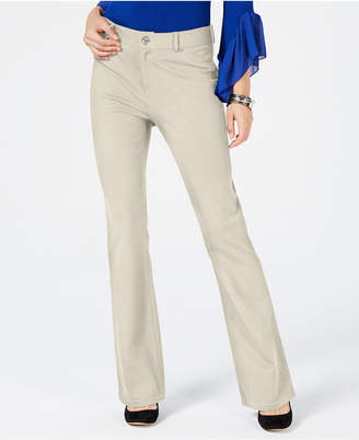 INC International Concepts I.n.c. Curvy Bootcut Pants, Created for Macy's