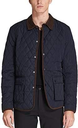 AUSTIN MILL Men's Cotton Softshell Lightweight Warm Up Casual Jacket Short Coat