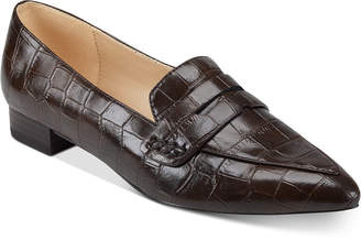Marc Fisher Fued Tailored Loafers Women Shoes