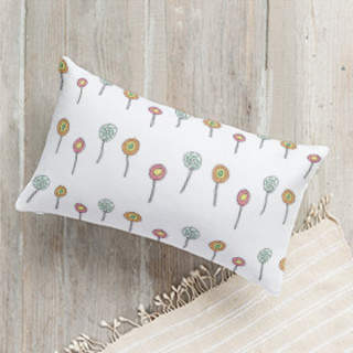 Lollies Lumbar Pillow