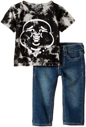 True Religion Kids Mineral Buddha Set (Infant) $79 thestylecure.com
