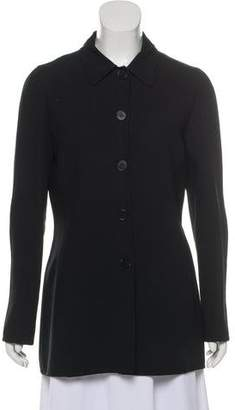 Calvin Klein Collection Casual Wool Jacket