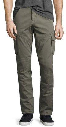 J Brand Alpha Charlie Moto Cargo Pants, Underwood $228 thestylecure.com
