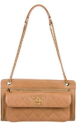 Chanel Iridescent CC Shoulder Bag