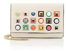 Fendi Women's Chain Wallet - Beige, Tan