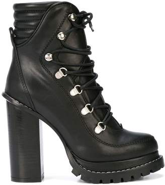 Barbara Bui lace-up boots