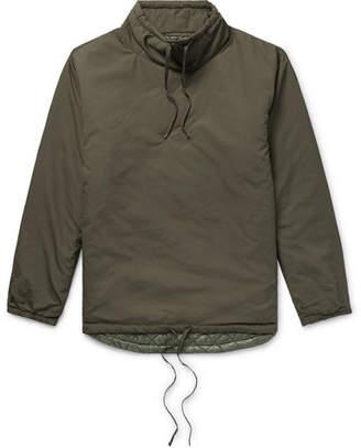 Monitaly Cotton-Canvas Jacket