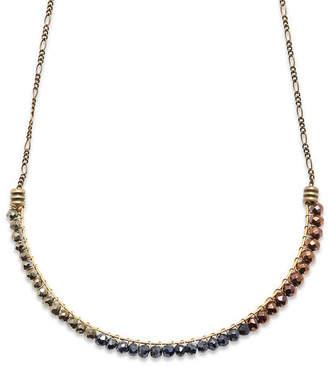 Cynthia Desser Pave Necklace
