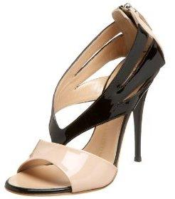 Giuseppe Zanotti Women's E90285 Back Zip Sandal