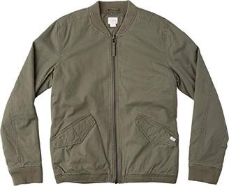 RVCA Men's All City Bomber Jacket