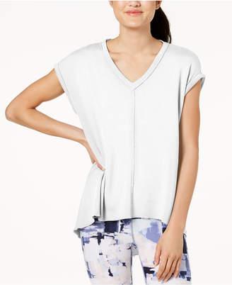 Calvin Klein High-Low Hem T-Shirt