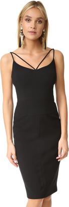 Black Halo Uma Sheath Dress $325 thestylecure.com