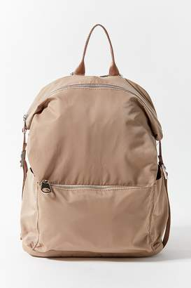 Urban Outfitters Nylon Zip Backpack