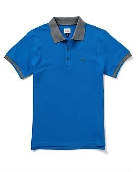 Armani Junior Boys Short Sleeve Core Polo Shirt