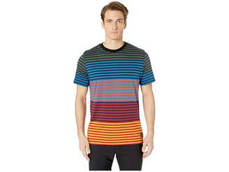 Paul Smith Regular Fit T-Shirt Multi Block Stripe
